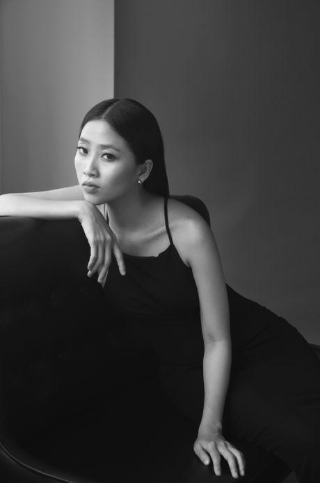 'En vang 2016' Ha Trinh: Ban trai xem ghen vi chup anh sexy - Anh 5