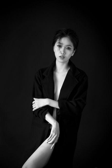 'En vang 2016' Ha Trinh: Ban trai xem ghen vi chup anh sexy - Anh 6
