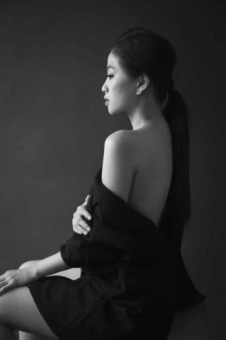 'En vang 2016' Ha Trinh: Ban trai xem ghen vi chup anh sexy - Anh 7