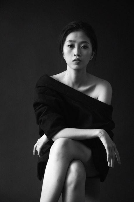 'En vang 2016' Ha Trinh: Ban trai xem ghen vi chup anh sexy - Anh 8
