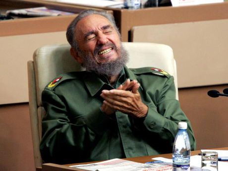 Fidel Castro, nha cach mang ham hoc hoi, thich luot web - Anh 2