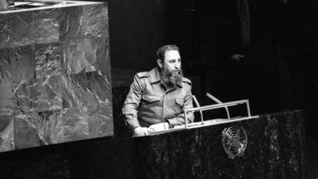 Cuoc doi dau cua 11 doi Tong thong My voi lanh tu Fidel Castro - Anh 1