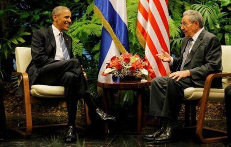 Cuoc doi dau cua 11 doi Tong thong My voi lanh tu Fidel Castro - Anh 4