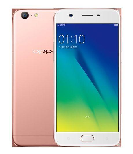 Oppo tung smartphone A57 gia re voi camera 'tu suong' 13 MP - Anh 3