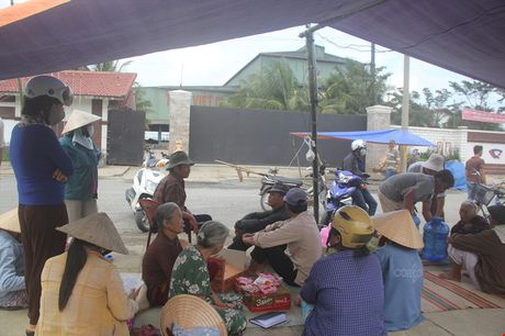 Phe duyet bao cao moi truong nha may thep Viet Phap - Anh 1