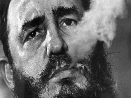 Nhung cau noi noi tieng cua huyen thoai Fidel Castro - Anh 1