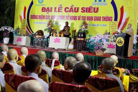 Xuc dong le cau sieu cho 800 nan nhan mat do tai nan - Anh 1