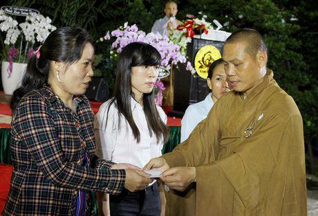 Xuc dong le cau sieu cho 800 nan nhan mat do tai nan - Anh 3