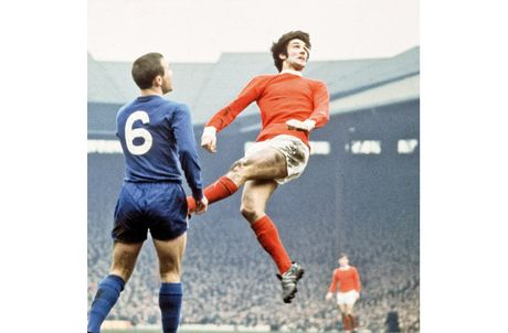 George Best - bieu tuong that truyen - Anh 1