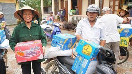 Nhan dan vung lu Quang Binh tung buoc on dinh cuoc song - Anh 2