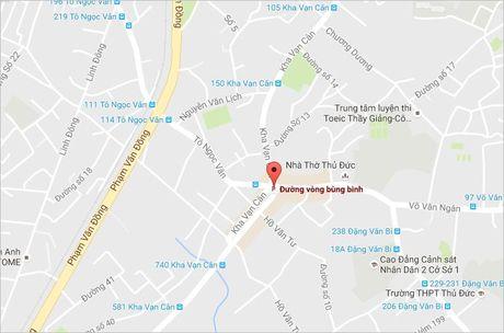 Thanh nien thoat chet may man duoi gam xe bon o Sai Gon - Anh 3