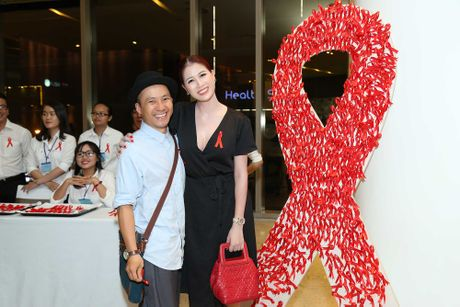 Dan sao Viet du su kien vi cong dong nguoi nhiem HIV/AIDS - Anh 9