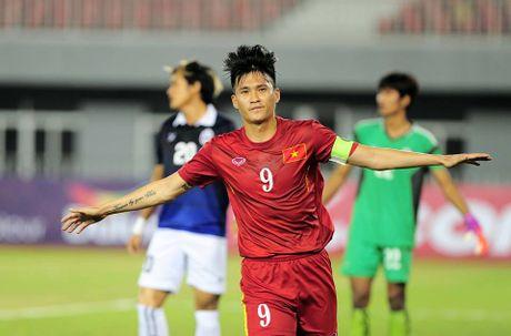 Cong Vinh vuot Neymar, ap sat Rooney o top 10 chan sut DTQG - Anh 2