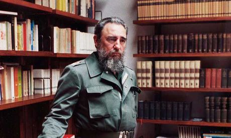 Fidel Castro - Nguoi viet nen huyen thoai Cuba - Anh 1