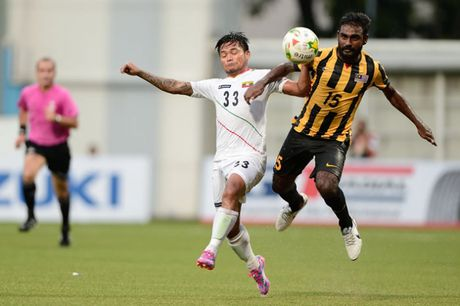 Link xem truc tiep Myanmar vs Malaysia, AFF Cup 2016 - Anh 1
