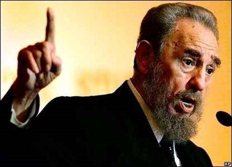 Cuoc doi lanh tu Cuba Fidel Castro qua anh - Anh 12