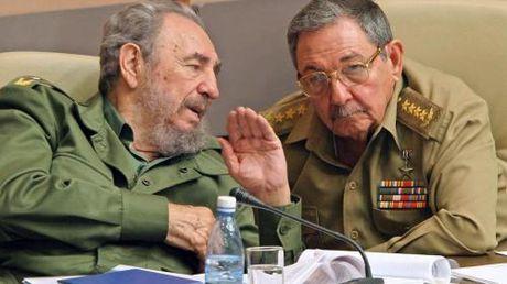 Cuoc doi lanh tu Cuba Fidel Castro qua anh - Anh 13