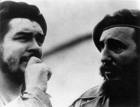 Cuoc doi lanh tu Cuba Fidel Castro qua anh - Anh 6