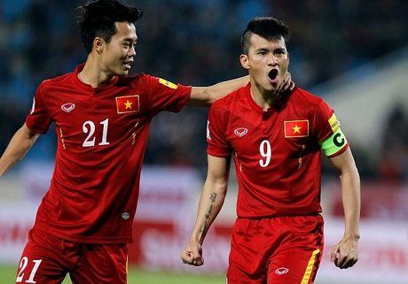 TRUC TIEP Viet Nam vs Campuchia: Loc do thoi bay doi thu - Anh 1
