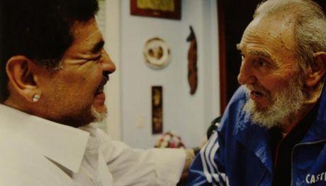 Nhung nam cuoi doi Lanh tu Fidel Castro duoi goc nhin cua con trai - Anh 3