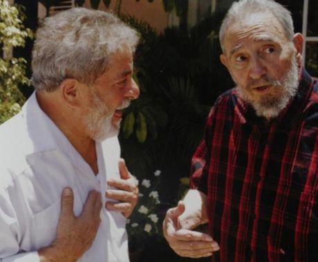 Nhung nam cuoi doi Lanh tu Fidel Castro duoi goc nhin cua con trai - Anh 6
