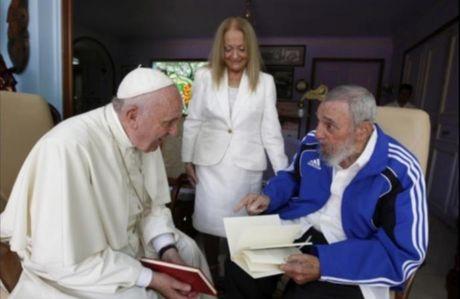 Nhung nam cuoi doi Lanh tu Fidel Castro duoi goc nhin cua con trai - Anh 7