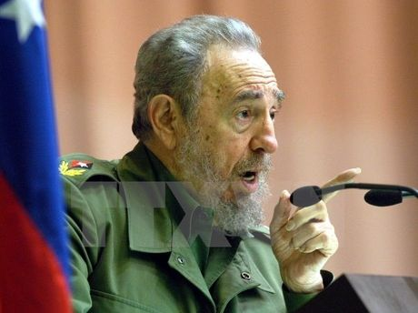Lanh tu Fidel Castro - mot huyen thoai song da di vao lich su - Anh 1