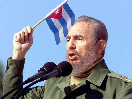 Lanh tu Fidel Castro - mot huyen thoai song da di vao lich su - Anh 2