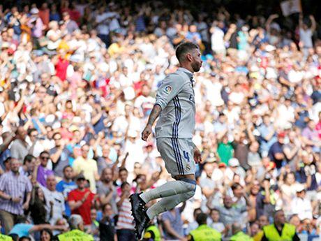 Sergio Ramos thoat kiep giay den - Anh 1