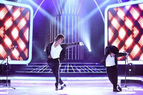 Guong mat than quen nhi: Michael Jackson va Son Tung MTP khong thang noi Siu Black - Anh 1