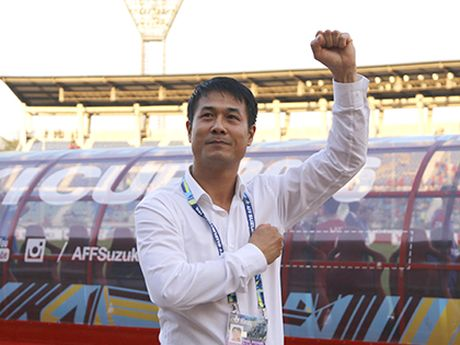 HLV Doan Minh Xuong: 'Viet Nam danh bai Indonesia khong kho' - Anh 3