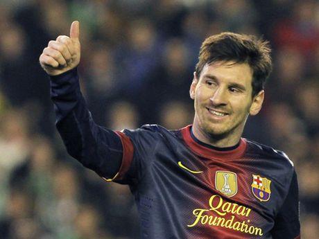 Messi tiet lo ly do thay doi ngoai hinh - Anh 1