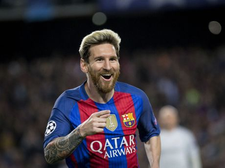 Messi tiet lo ly do thay doi ngoai hinh - Anh 2