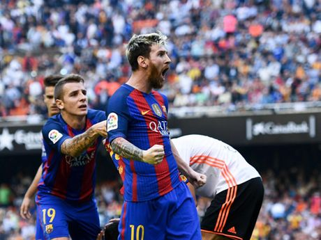 Messi tiet lo ly do thay doi ngoai hinh - Anh 3