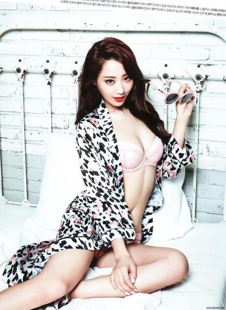 Top 10 nu than tuong co vu dao va bieu cam sexy nhat - Anh 1