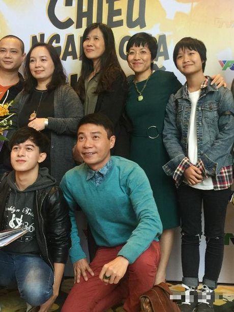 Thao Van tinh cam ben con gai rieng va ban gai moi cua Cong Ly - Anh 4