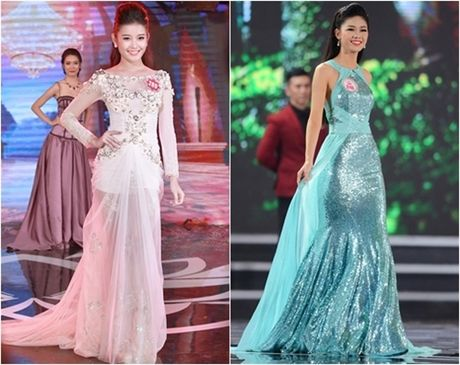Cu the nay, A hau Thanh Tu lai som 'vuot mat' Hoa hau My Linh - Anh 8