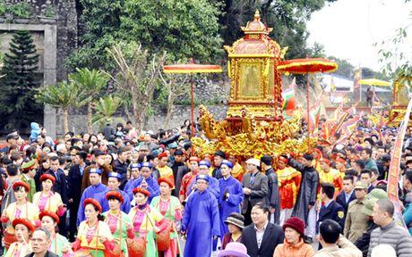 Le hoi Den Cua Ong duoc cong nhan Di san van hoa phi vat the quoc gia - Anh 1
