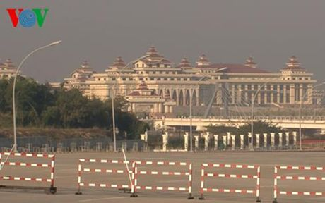 AFF Cup 2016: Naypyidaw - Thu do vang ve cua Myanmar - Anh 1