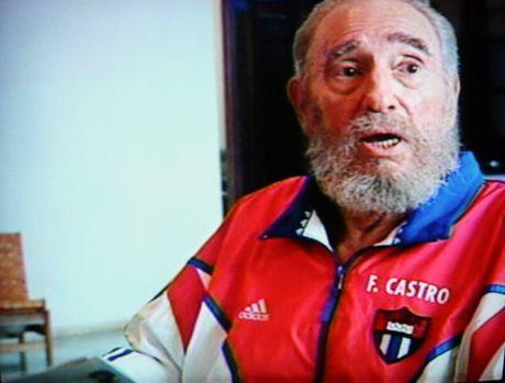 Vi sao Lanh tu Cuba Fidel Castro thich mac do the thao Adidas? - Anh 1
