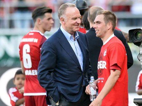 Lahm va vi tri Giam doc the thao Bayern: Khi nao va ra sao? - Anh 1