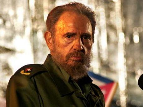 Algeria tuyen bo quoc tang 8 ngay tuong nho lanh tu Fidel Castro - Anh 1
