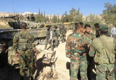 Tho xay can cu Syria, cac ong lon giap mat o Aleppo - Anh 2
