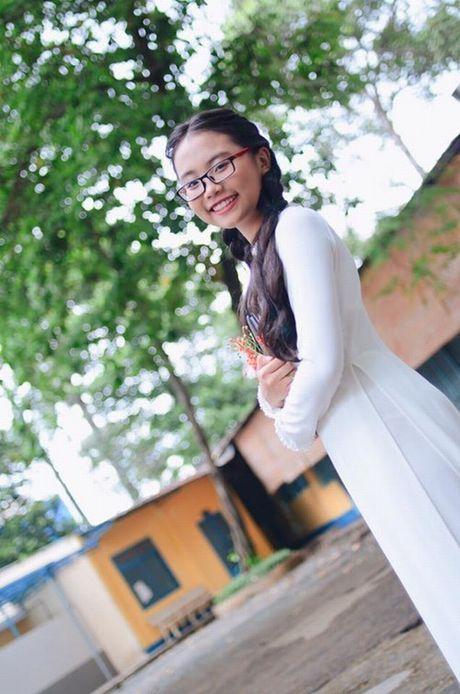 Tuoi day thi phong phao ngay cang kho nhan ra cua Phuong My Chi - Anh 13