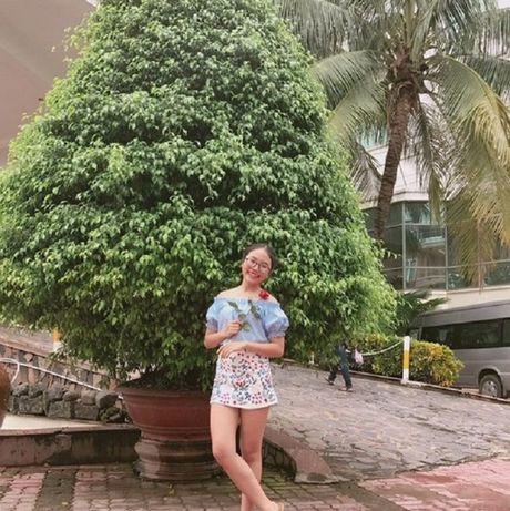 Tuoi day thi phong phao ngay cang kho nhan ra cua Phuong My Chi - Anh 3