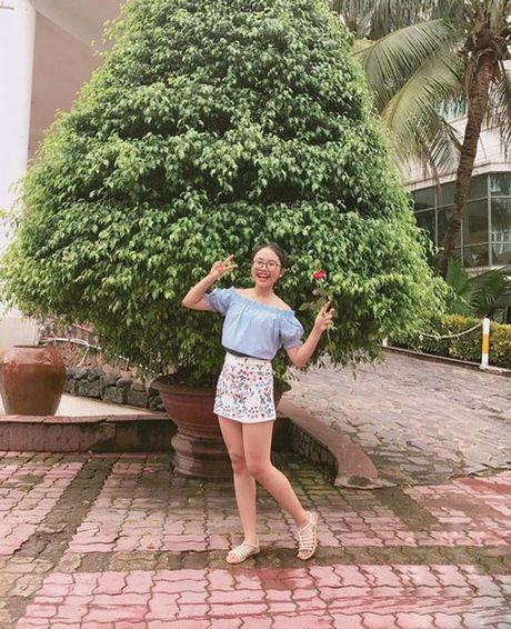 Tuoi day thi phong phao ngay cang kho nhan ra cua Phuong My Chi - Anh 4
