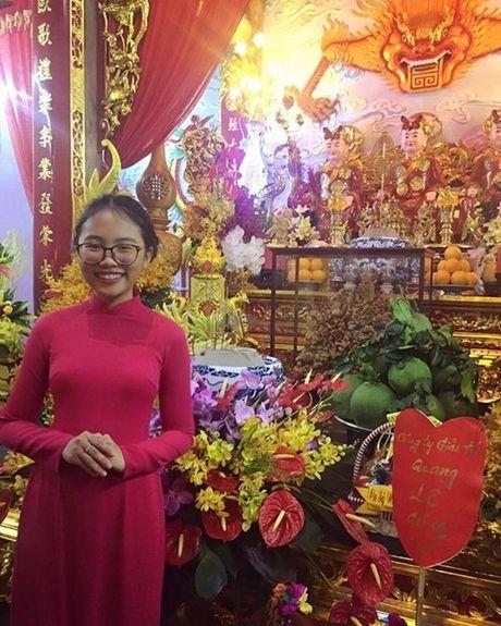 Tuoi day thi phong phao ngay cang kho nhan ra cua Phuong My Chi - Anh 8