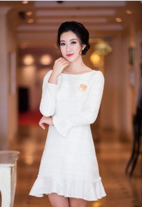 Cung hoa hau My Linh, MC Phan Anh tham gia chay vi tre em - Anh 3