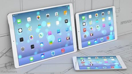 Apple se ra mat iPad 10,5 inch vao dau nam 2017 - Anh 1