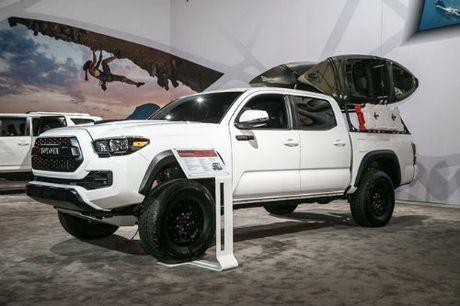 2017 Chevrolet Colorado ZR2 co ha noi Toyota Tacoma? - Anh 3